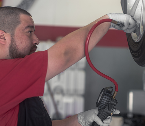 Tire Shop in Southgate: Certified Tire Repair Services | Auto-Lab - content-tire-filling